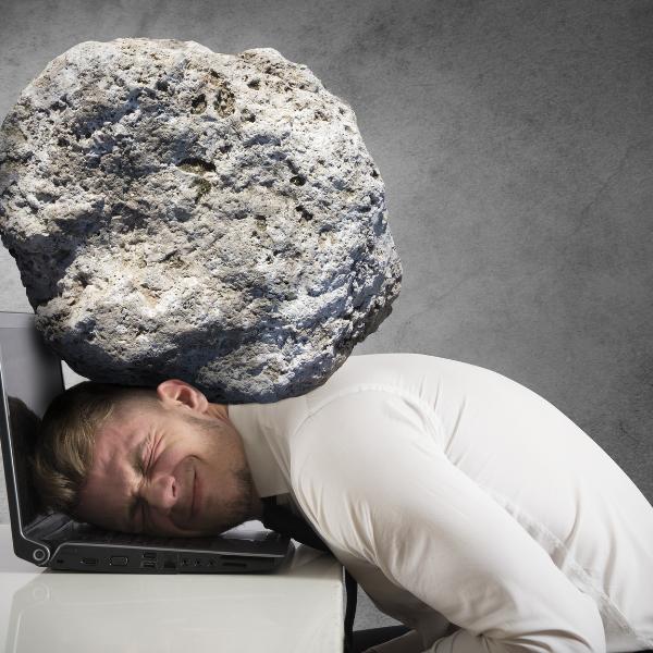 Stres znaki in kako ga obvladati